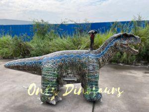 Velociraptor Dino Kiddie Electromobile for Park