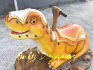 Cartoon Armor Dinosaur Ride for Sale