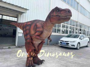 Realistic Appalling T-Rex Hidden Legs Costume