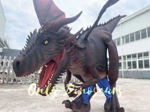 Stunning Realistic Flying Dragon Costume for Adults