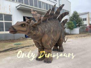 Big Two-person Stegosaurus Dinosaur Costume