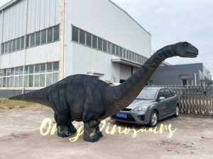 Huge Realistic Brontosaurus Two-person Costume