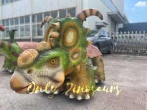 Vivid Theme Park Dinosaur Kid Ride